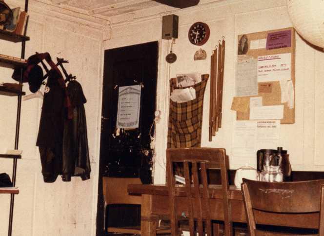 Wohnzimmer Eingangsbereich